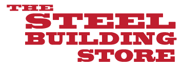 The steel building store has pre-cut straight wall do it yourself metal buildings